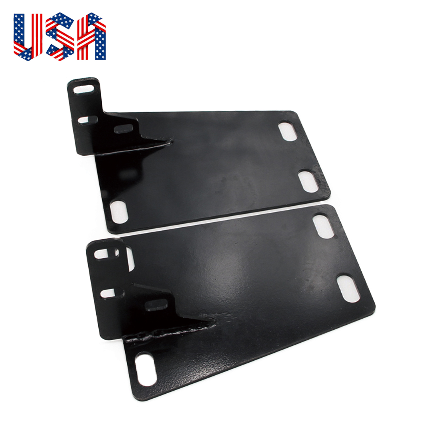Front Bumper Conversion Brackets for Dodge 2nd// 4th Gen RAM 1500//2500//3500