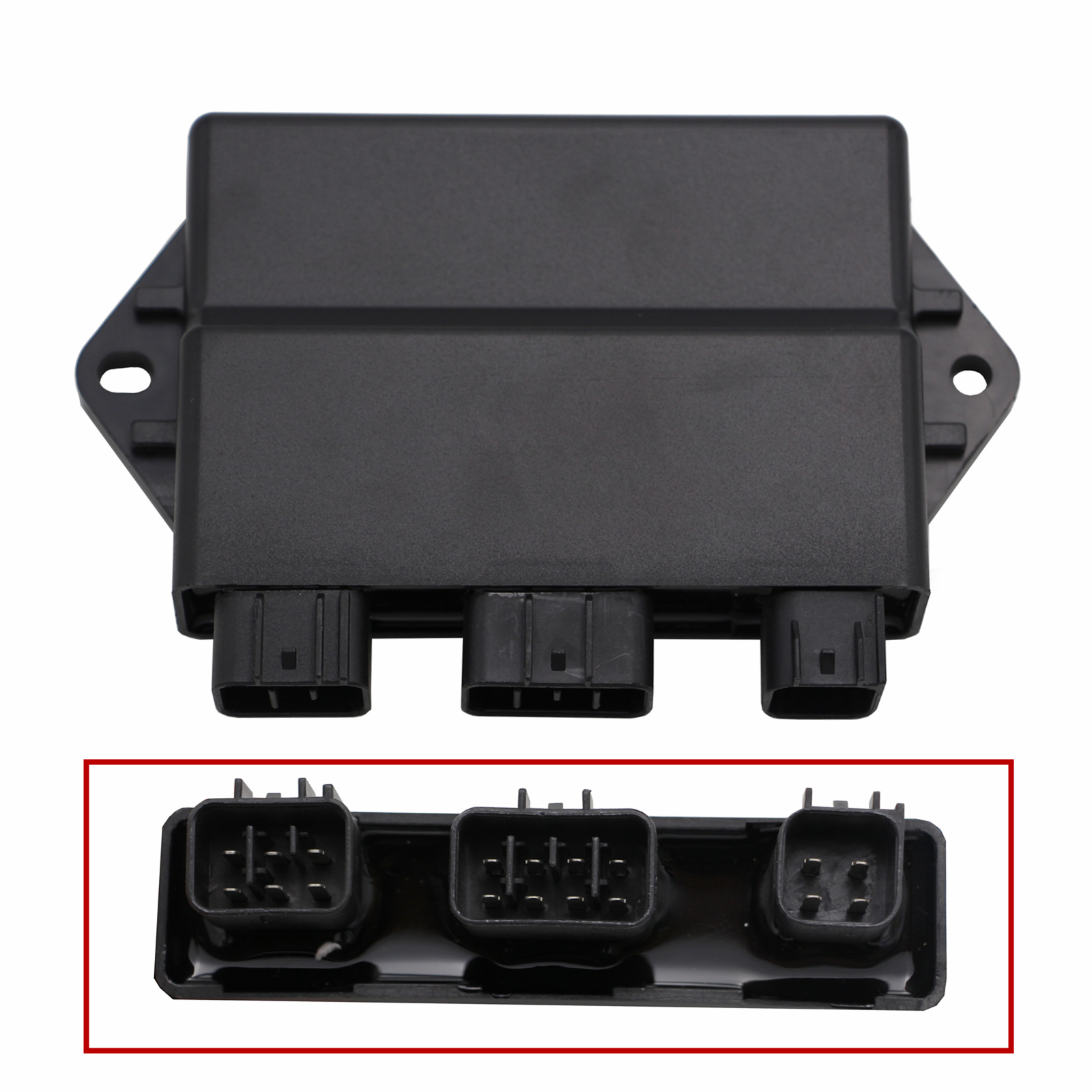 For Yamaha Grizzly Kodiak 450 CDI Igniter Ignition Module 5ND-85540-10-00